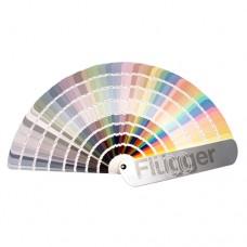 Цветовой веер Flugger